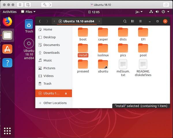 「Ubuntu 18.10」の「Yaru」
